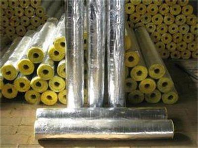玻璃棉生产制作